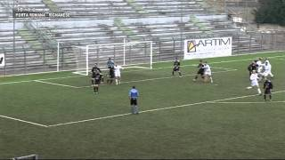 Porta Romana-Rignanese 3-1 Eccellenza