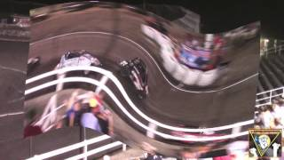 Macon Speedway | USAC Midget Feature Highlights 7/1/17