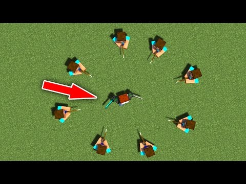 МАНЬЯКА ОКРУЖИЛИ СО ВСЕХ СТОРОН! - (Minecraft Murder Mystery)