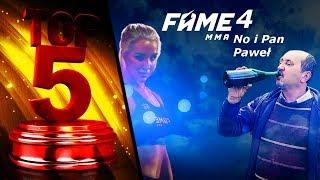 Top 5 remixów: Pan paweł | Fame MMA | Poziomka 13