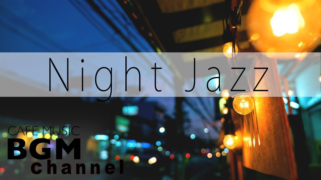 Night Jazz Lounge — Relaxing Background Chill Out Music