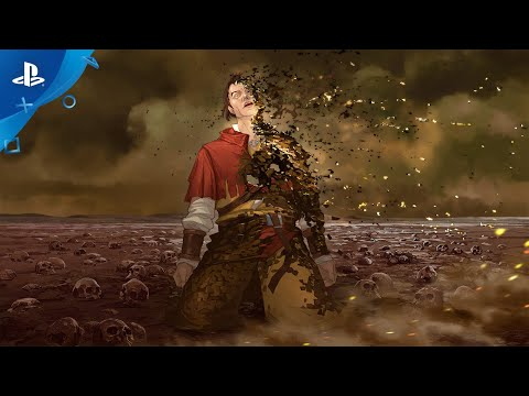 Ash Of Gods: Redemption | Launch Trailer | PS4