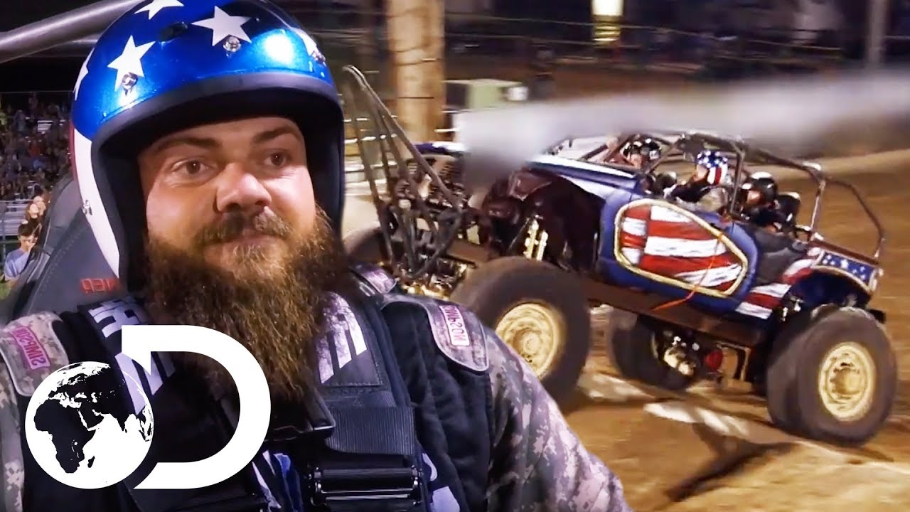 The Diesel Brothers Take On Goons Garage In The Tough Truck
