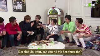 160130 Yummy Yummy Ep 4 with KAI & Sehun [Vietsub by EXO Team]