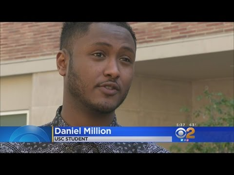 United Negro College Fund Helps USC Student Achieve Higher Education Dreams