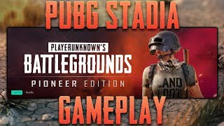PUBG Google Stadia Gameplay - No More Cheaters! (Playerunknown's Battlegrounds)