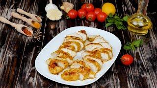 Куриная грудка с кинзой и мятой - Рецепты от Со Вкусом