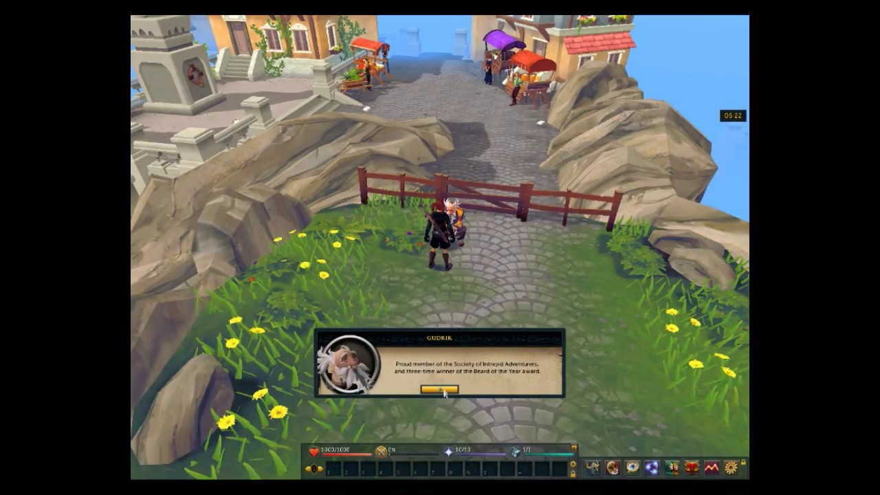 Let's Play #1 Runescape:First impressions