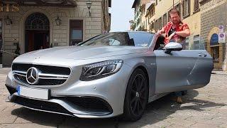 Das neue Mercedes S-Klasse Coupé - GRIP - Folge 282 - RTL2
