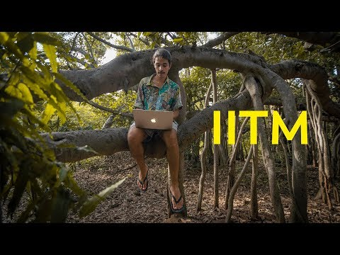 A Day In The Life Of An IITM Student (BEST UNIVERSITY IN INDIA!)