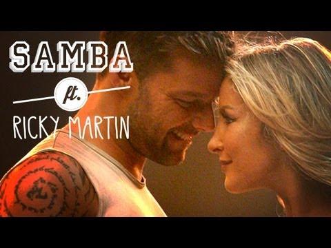 Samba | Claudia Leitte e Ricky Martin | Clipe Oficial