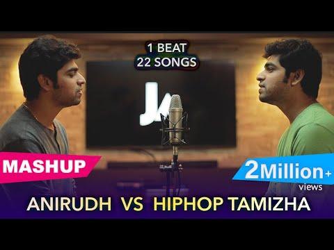Anirudh Vs HipHop Tamizha Hits Mashup | Joshua Aaron