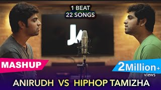 Anirudh Vs HipHop Tamizha Hits Mashup | Joshua Aaron Video