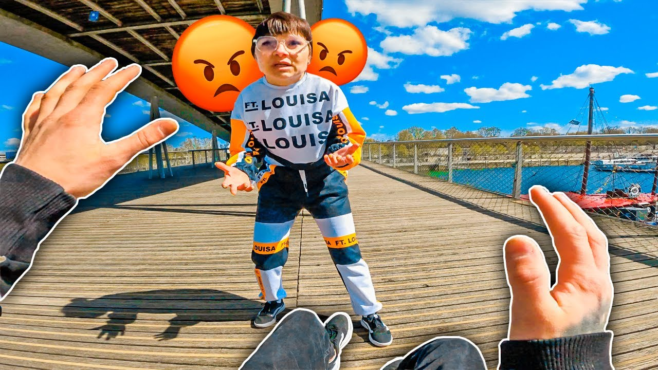 Download ESCAPING ANGRY MOM 2.0 (Epic Parkour Chase POV in Moldova)