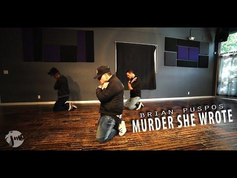 Brian Puspos - Murder She Wrote Choreography   by Mikey DellaVella   @BrianPuspos