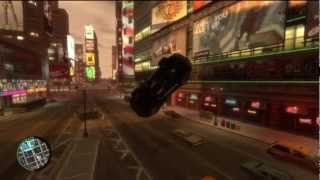 GTA IV Gameplay/Commentary [Part 41] - Expert Stuntman Window Escapes!