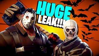 *HUGE LEAK* Fortnitemares Event 2018 | Fortnite Save the World Halloween Event