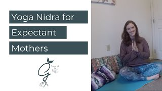 Yoga Nidra for Expectant Mothers