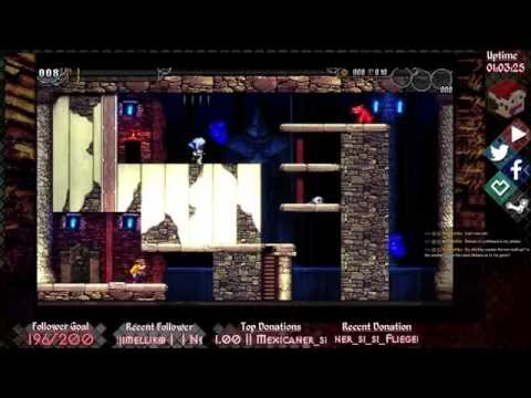 La-Mulana 2 - December 2015 Alpha Demo (Livestream)