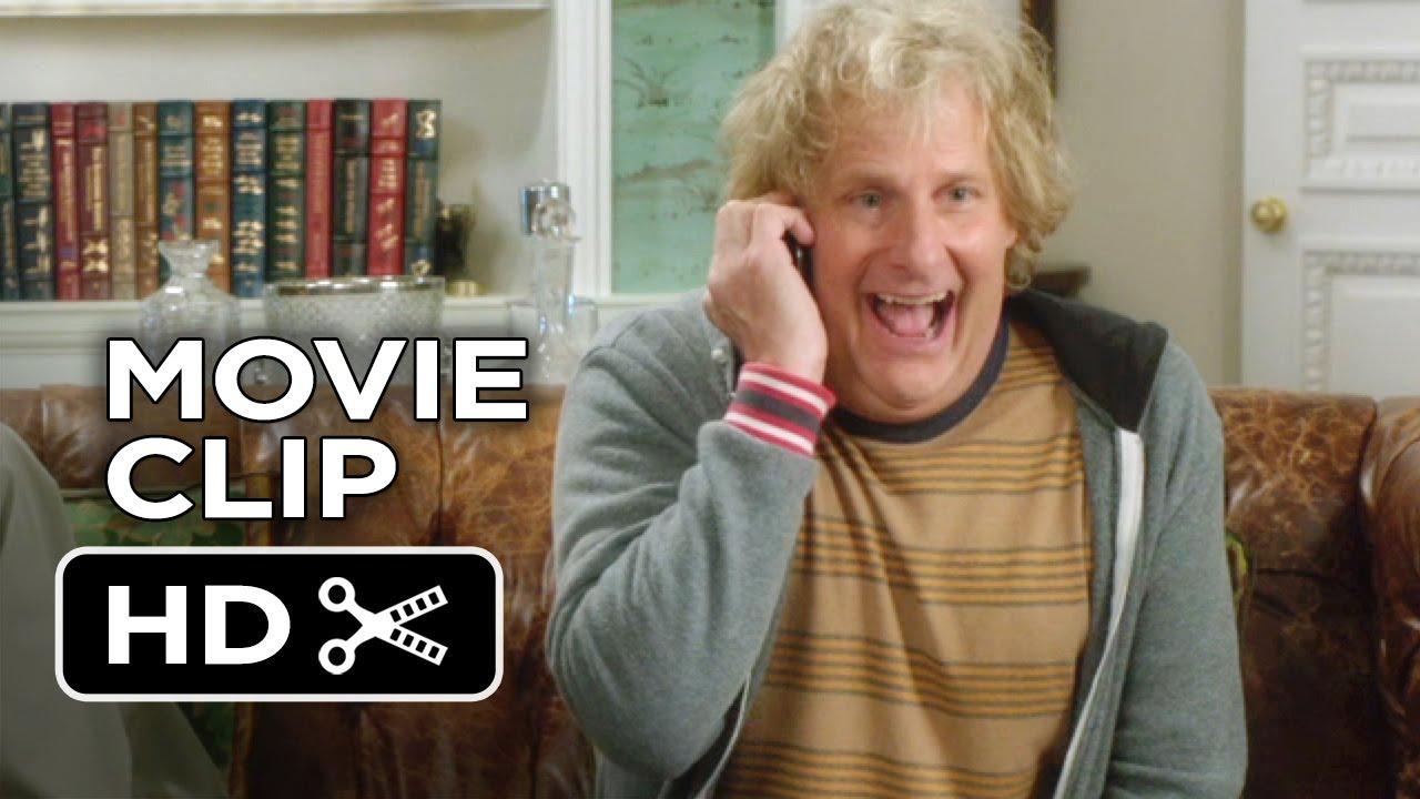 Download Dumb and Dumber To Movie CLIP - Harry Calls His Daughter (2014) - Jeff Daniels, Jim Carrey Movie HD