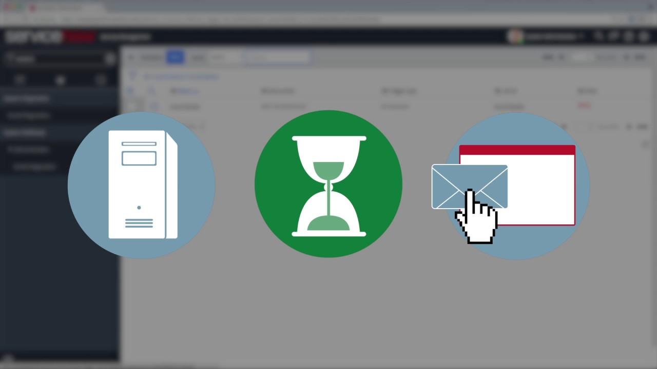 Email diagnostics | ServiceNow Docs