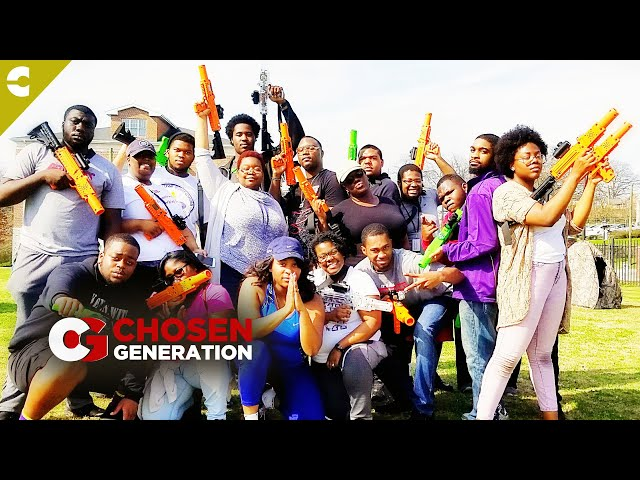 Chosen Generation - S1E2 Miles College (FULL)