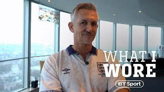 What I Wore: Gary Lineker