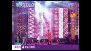 1208 嚴爵 暫時的男朋友+潔癖+聖誕歌【2013新北市歡樂耶誕城 樂夜耶誕演唱會】