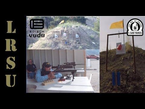Rem 700 Sendero 7mm VS 1500 Yard Milk Jug Challenge -  Bruce Baum