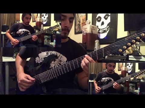 Mestis - Semilla (Guitar 7 String Cover)