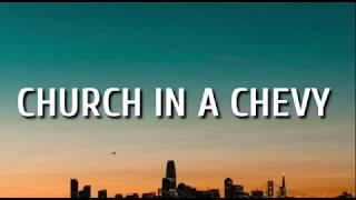 Jordan Davis - Church In A Chevy (Lyrics)