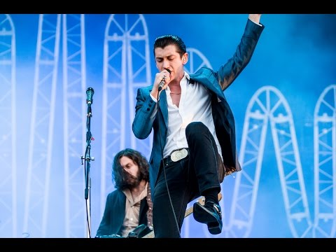Arctic Monkeys  Crying Lightning @ Pinkpop 2014  HD 1080p