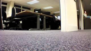 Drone sharking boardroom