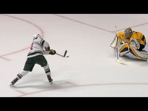 Preds squeak by Wild in SO