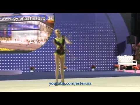 Yana Kudryavtseva Clubs – Grand Prix Holon 2015