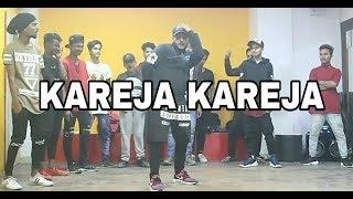 Kareja Kareja | Badshah | Aastha Gill | Hip hop Dance choreography