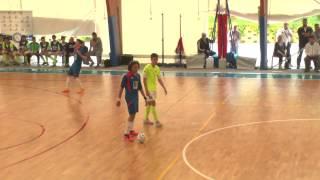 Calcio a 5 - Finale Giovanissimi: Il Ponte - Futsal Palestrina, Highlights ed interviste