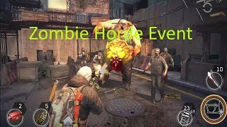 Left to Survive Gameplay - Zombie Horde Event 2018 | HD Part 11