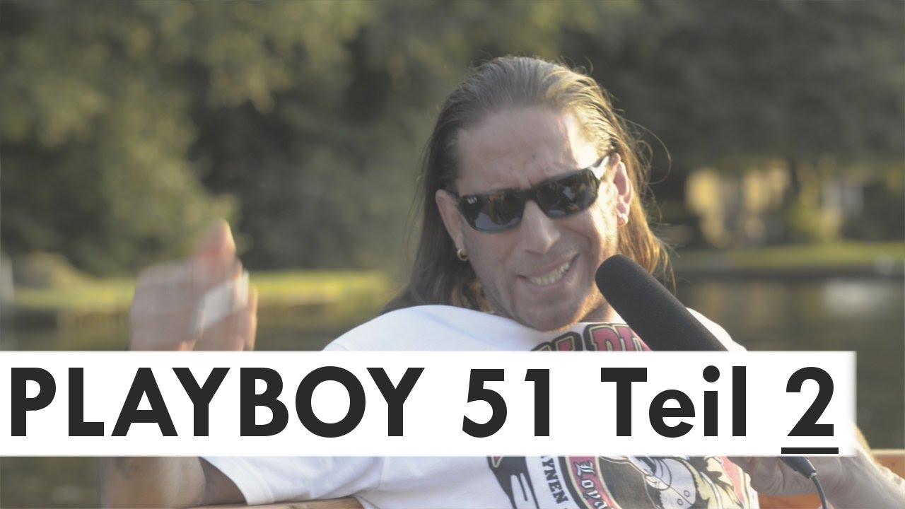 Playboy 51 im großen Piraten-Interview (Teil 2/3) - 51tv