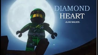 Ninjago tribute / diamond heart