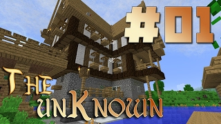 Minecraft 1.10.2 with mods - The Unknown - Towards the unknown - EP01