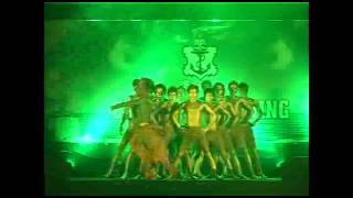 Prince dance troupe krishna act