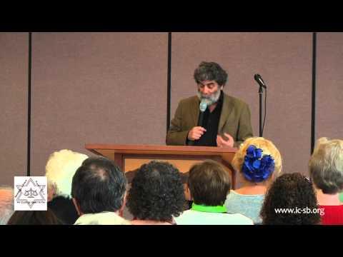 Gershom Gorenberg - Keynote, 6th Annual Teach-In On Israel, Pt. 3