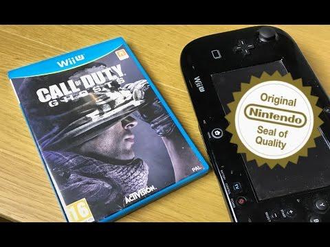 CALL OF DUTY GHOSTS ON WII U... Extinction, Campaign, Multiplayer Nintendo WiiU Gameplay