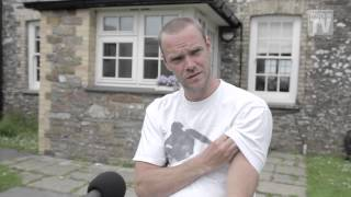Joe Absolom talks Doc Martin and moving to Cornwall