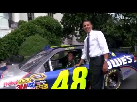 NASCAR Presidential Moments