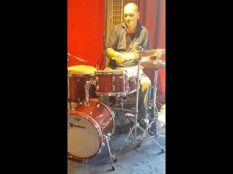 Jerry Bergonzi Quartet live@jazzcup.cph.jazzfest.2014 part 2