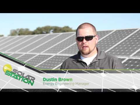 From Peanut Farm to Solar Farm: CoServ Solar Station
