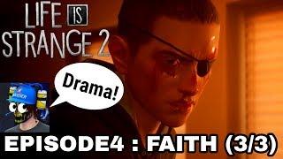 Let's Play🎮 Life is Strange 2: Episode 4: Faith (Part 3/3)