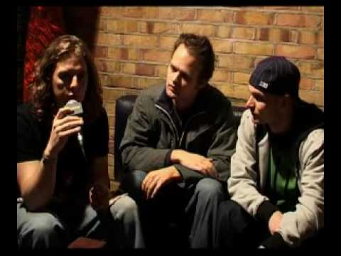 DNB Arena interview (2008)